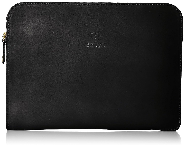 [グレンロイヤル] クラッチバッグ NEW CLUTCH BRIEFCASE 02-5625 B01MYWKSDQニュウブラック