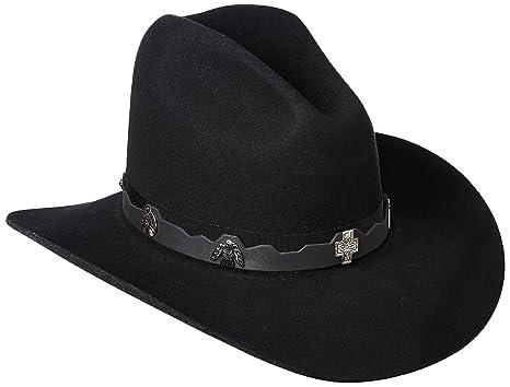 c301e0b7924cc1 Bailey Western Men's Hobson Cowboy Hat at Amazon Men's Clothing store:
