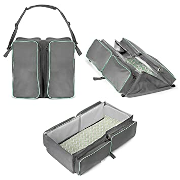d4504bd7cbd Amazon.com   3-in-1 Diaper Bag