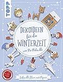 Dekoideen für die Winterzeit von Pia Pedevilla (kreativ.kompakt): Liebevolle Ideen aus Papier. Extra: Ein Bogen Geschenkpapier