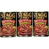 Stagg Country Chili with Beans, 15-Ounce (Pack of 6)