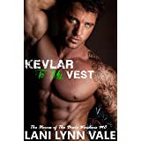 Kevlar To My Vest (The Heroes of The Dixie Wardens MC Book 3) (English Edition)