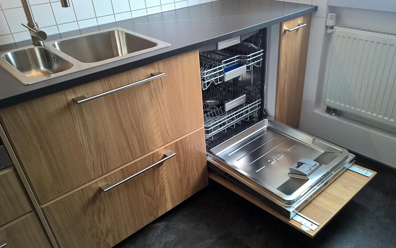 Bosch Kühlschrank In Ikea Küche : Geschirrspüler gleitscharnier behjälplig zum einbau in ikea