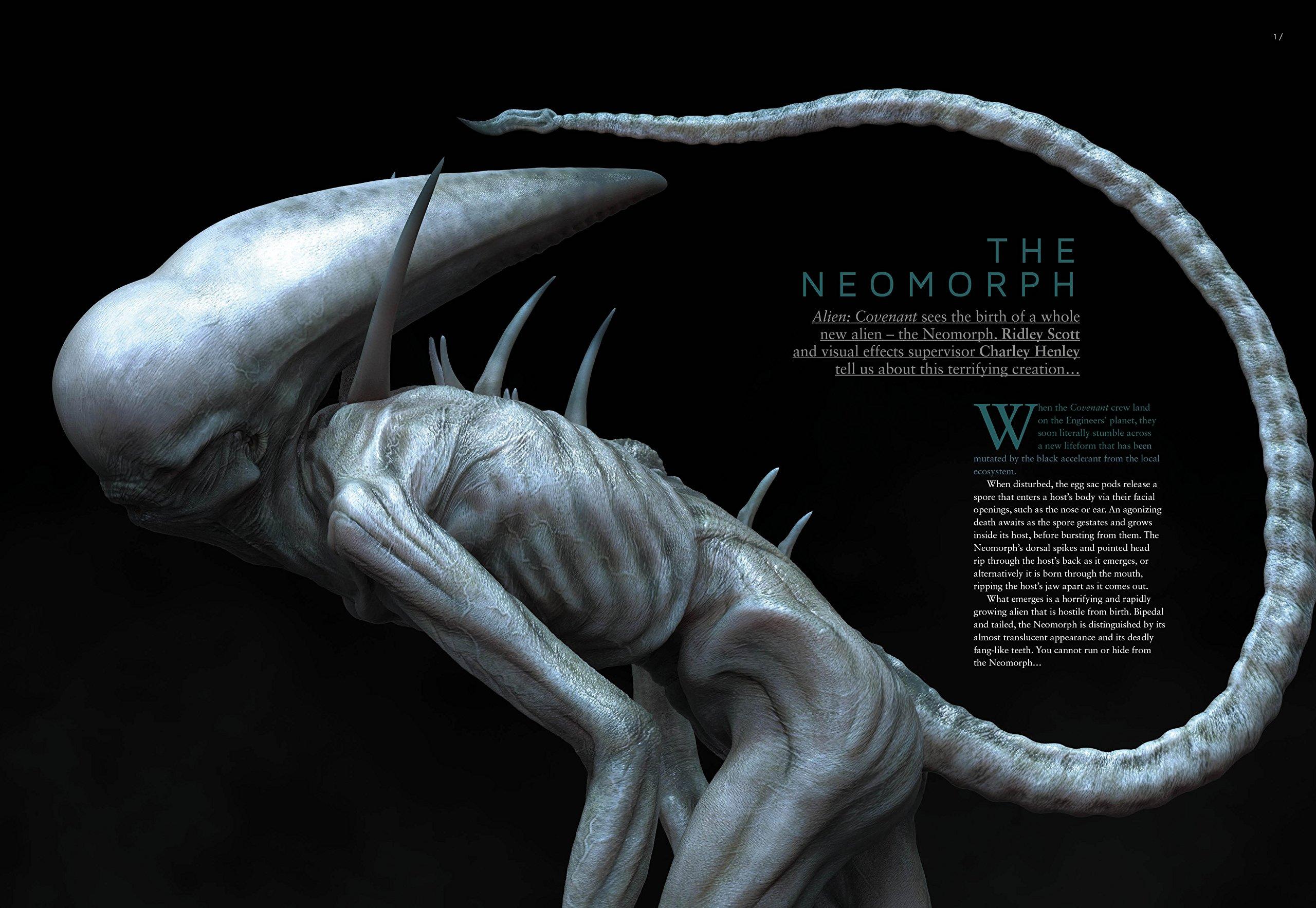 amazon alien covenant the official collector s edition titan