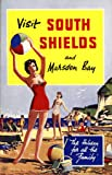 POSTER Holiday for all Family Cover of holiday brochure 1952 advertising South Shields Marsden Bay Tyne wear Wall Art Print A3 replica