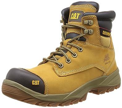 3872dd79ffe CAT Footwear Men's Spiro S3 Safety Shoes