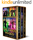 The Chaos Mages Series: Books 1 - 3 (The Chaos Mages Series Boxset)