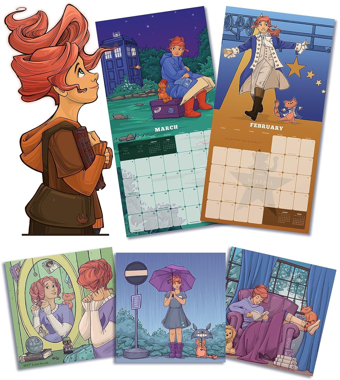 82b9dfced4 2018 Calendar featuring Celara 2018 Calendar featuring Celara ...
