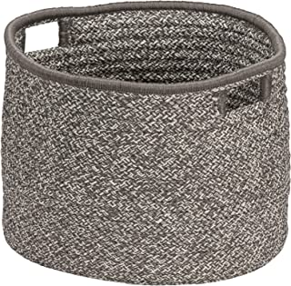 """product image for Colonial Mills Casablanca Basket, 20""""x20""""x14"""", Grey"""