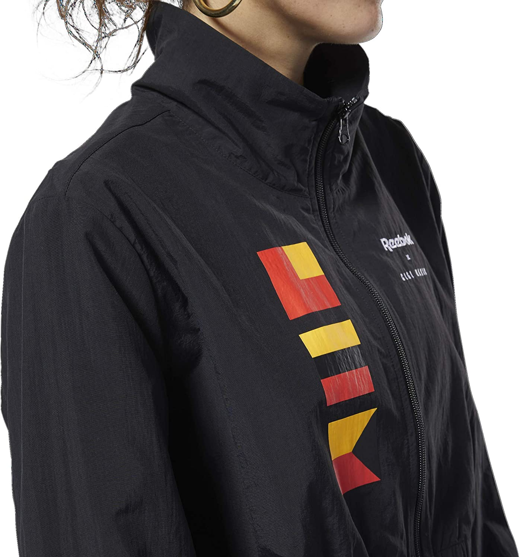 Reebok Gigi Hadid Cropped Track Jacket
