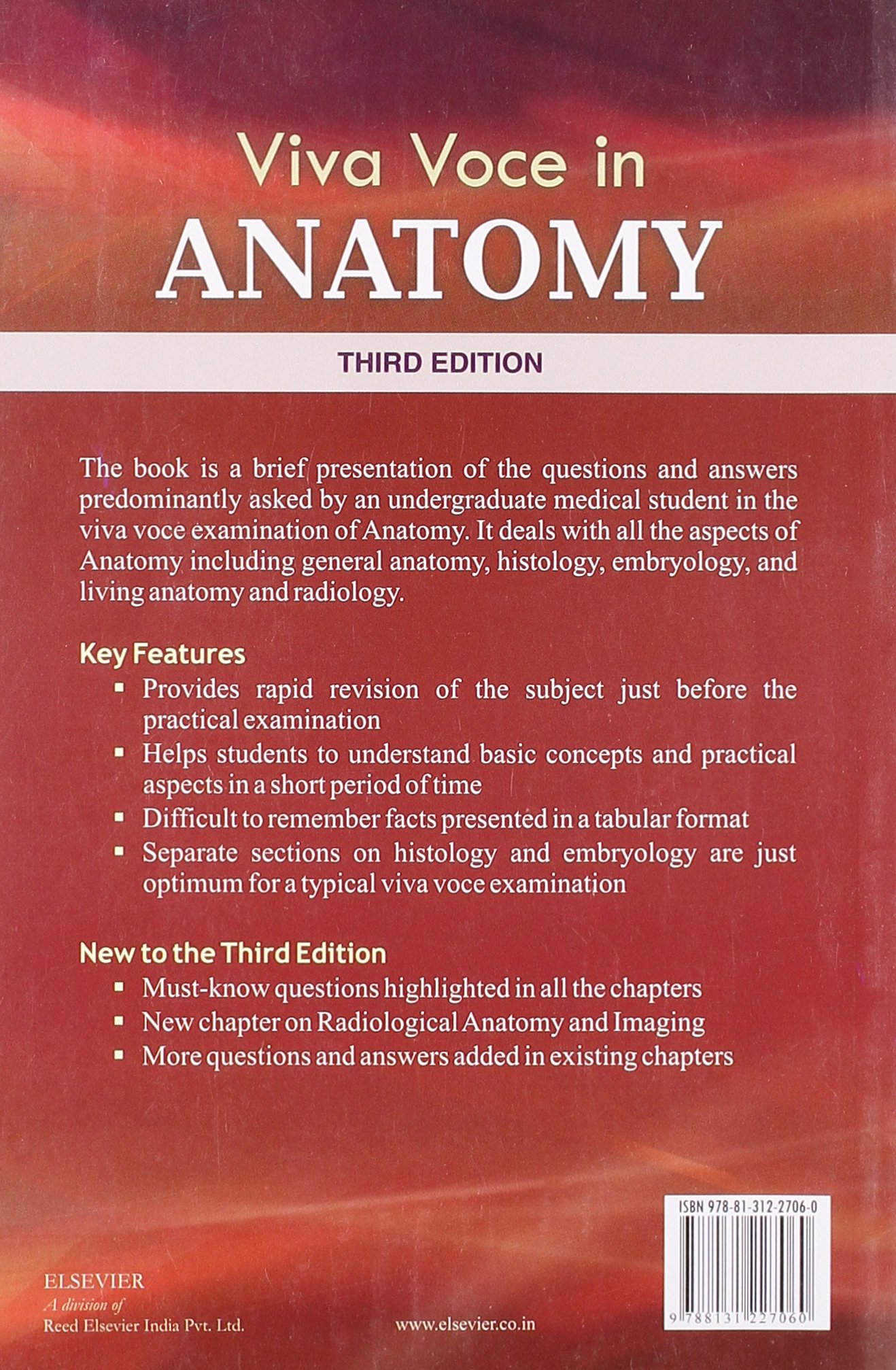 Viva Voce in Anatomy: Gangane: 9788131227060: Amazon.com: Books