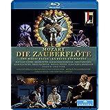 モーツァルト : 歌劇 ≪魔笛≫ / 2018年ザルツブルク音楽祭 (Mozart: Die Zauberflote) [Blu-ray] [Import] [日本語帯・解説付]