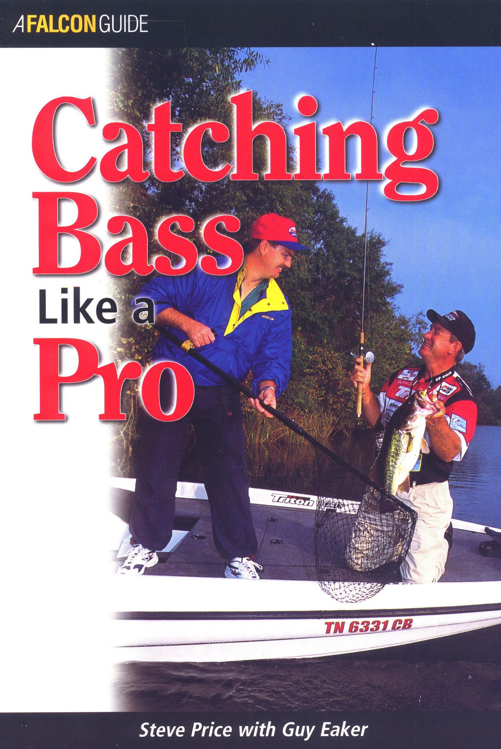 Read Online Catching Bass Like a Pro (Falcon Guide) PDF