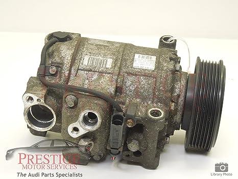 Audi A6 C6 V6 Compresor De Aire Acondicionado