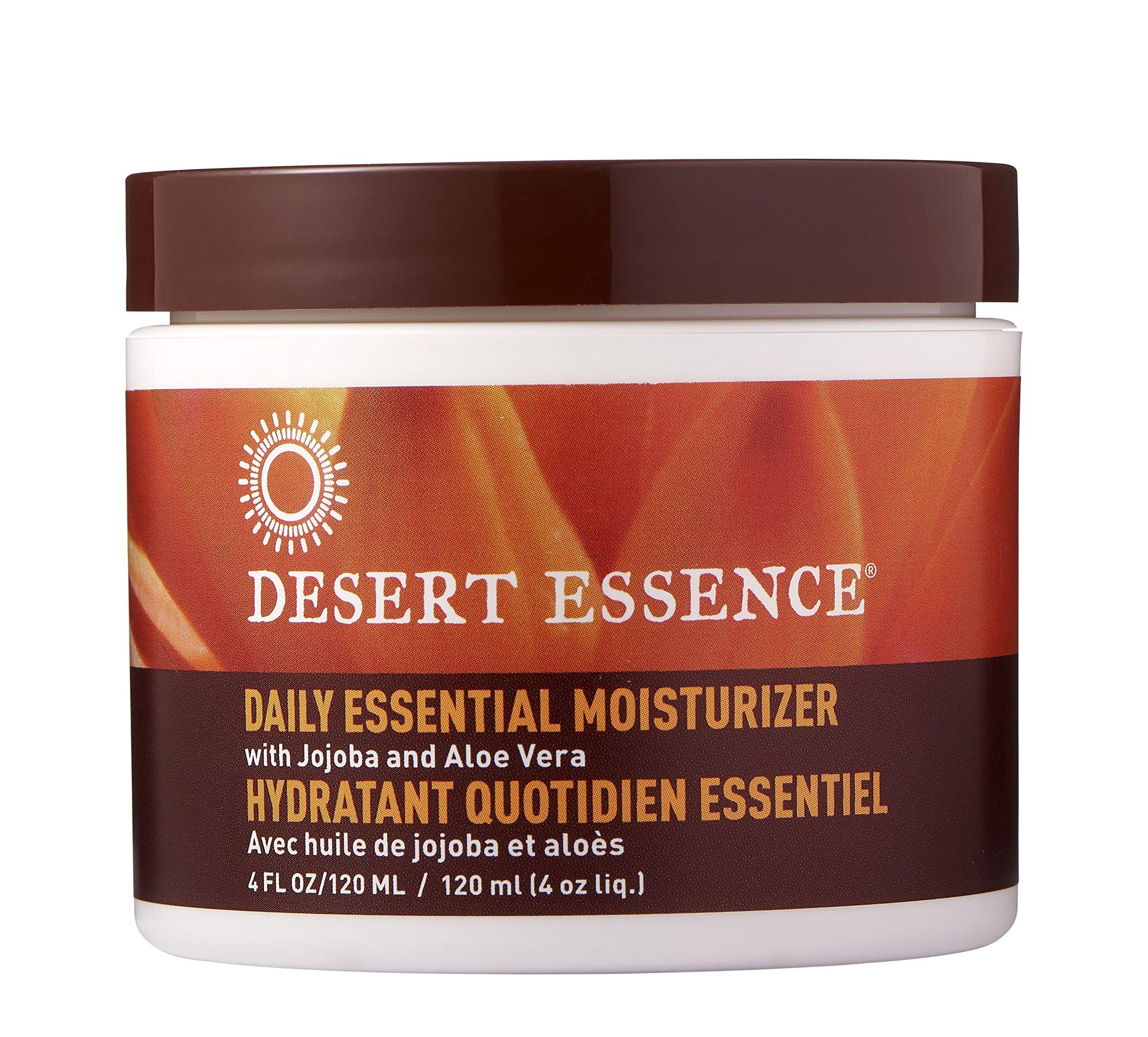 Desert Essence Daily Face Moisturizer - 4 fl oz