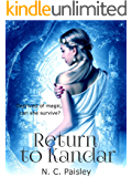 Return to Kandar (The World of Kandar Book 2)