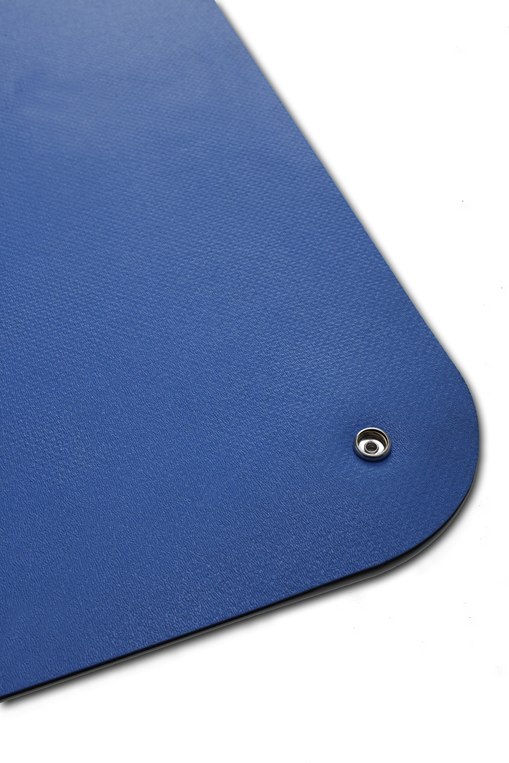 Guardian ESDMATBLUESL2X3 Electro Guard ESD Mat, Single Layer, Dissipates Static INHERENTLY from Work Surfaces and Personnel Quickly and Safely, Rubber, 2' x 3', Blue by Guardian (Image #4)