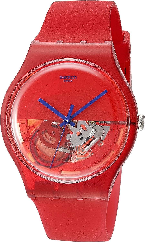Swatch Reloj de Cuarzo Unisex Dipred 41 mm