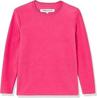 Marca Amazon - RED WAGON Camiseta de Forro Polar para Niño