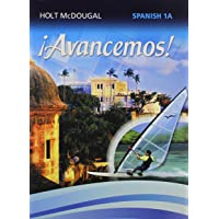 ¡Avancemos!: Student Edition Level 1A 2013 (Spanish Edition)