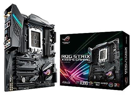 Amazon in: Buy ASUS ROG STRIX X399-E GAMING AMD Ryzen