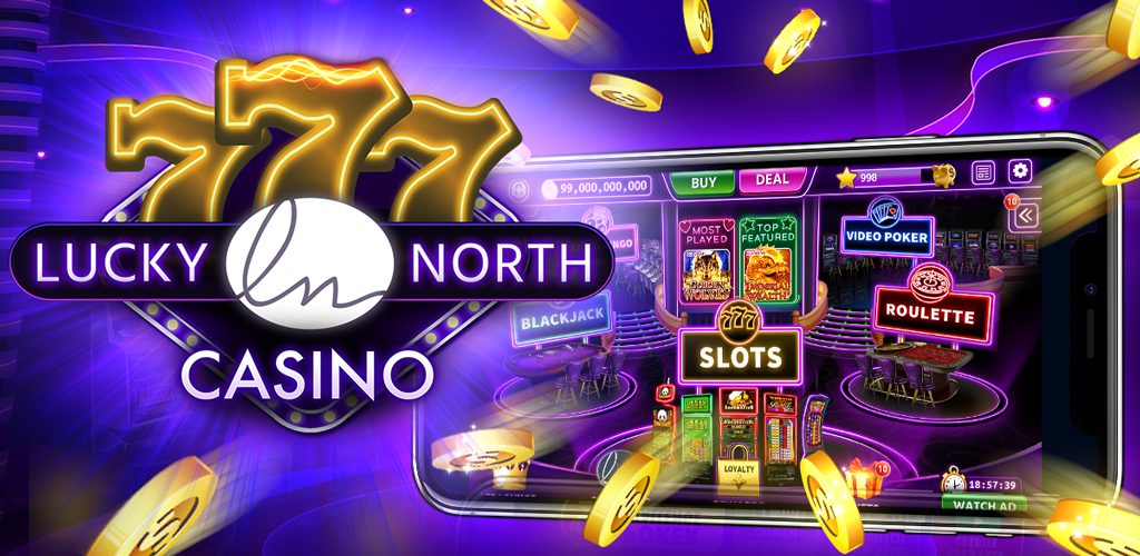 Amazon Com Lucky North Casino Free Casino Games Including Slots Blackjack Keno Video Poker And Bingo Appstore For Android