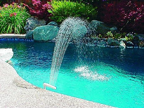 Swimming Pool Waterfalls in Shreveport & Bossier City LA ...