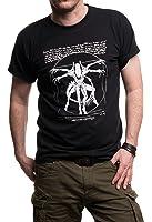 Coole Sachen für Männer - Gaming T-Shirt mit Aufdruck für Herren - Alien Da Vinci Shirt