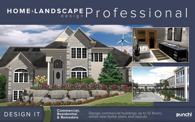 Amazon.com: Punch! Home & Landscape Design Professional v19 for ...