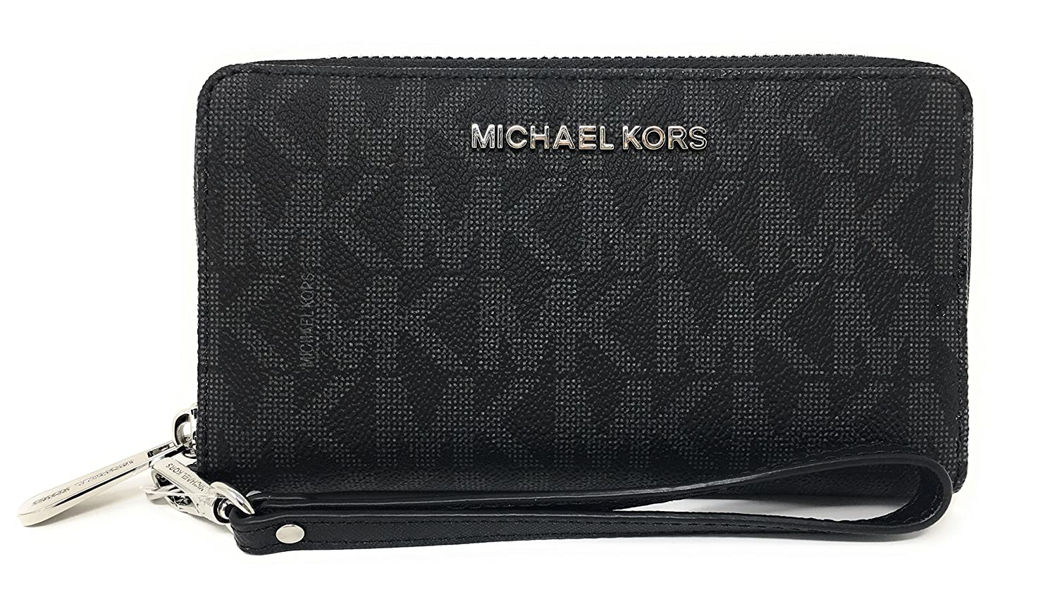 5913c4ef7ce3ab Top13: Michael Kors Jet Set Travel Large Flat Multifunction Phone Case  Wristlet