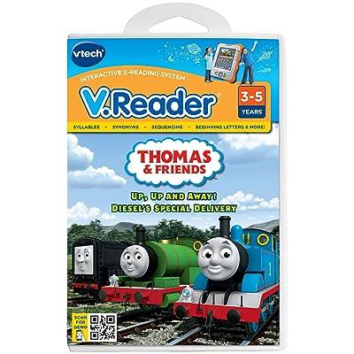 VTech V.Reader Animated E-Book Reader - Thomas & Friends: Toys & Games