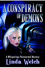 A Conspiracy of Demons: Whisperings Paranormal Mystery Book Six Kindle Edition