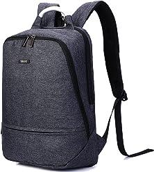 2341c818a7fc5 Wandf T850 Multifunktionsrucksack Tasche für Laptop Schulrucksack  Schultasche Rucksack Modern Segeltuchtasche Passend für Laptop (15.6