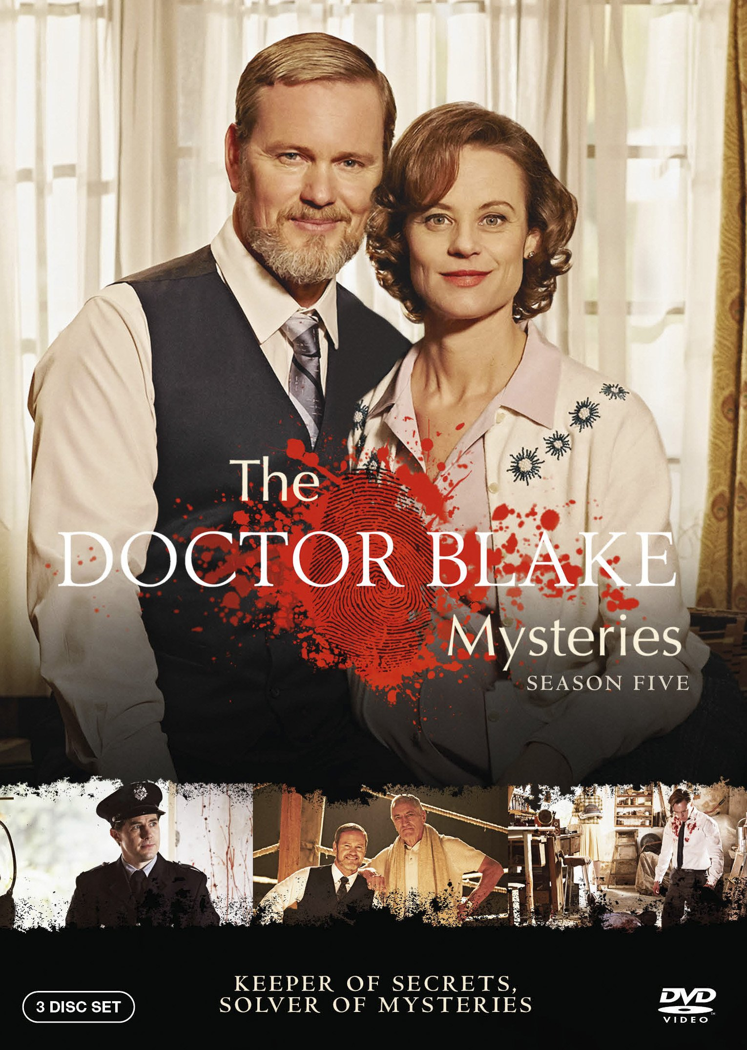 Doctor Blake Mysteries: Season Five
