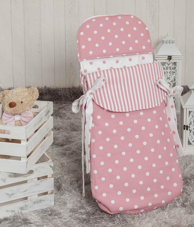 Babyline Carrusel Saco de 3 usos para capazo y silla color azul