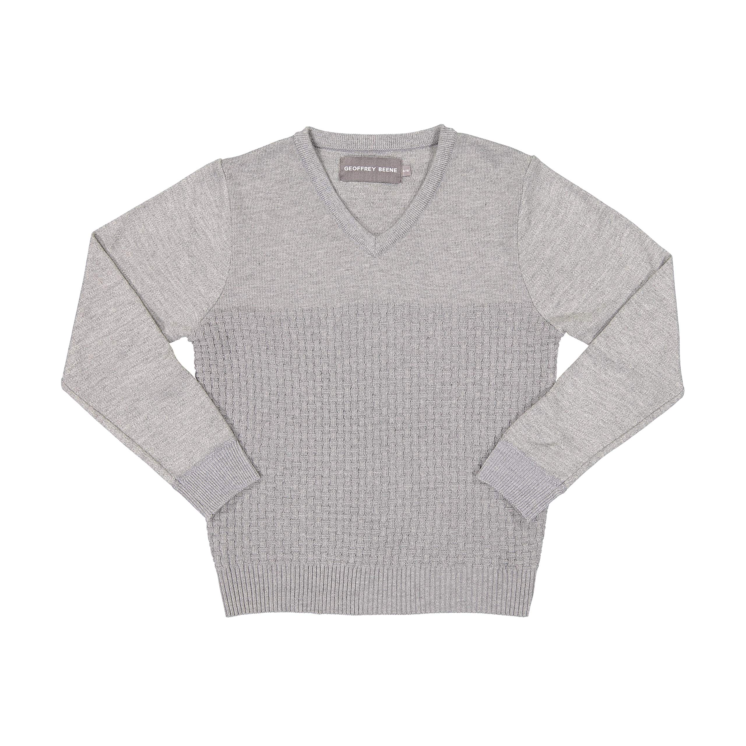 Boys Geoffrey Beene Designer Fashion Sweater - Many Colors and Pattern Available