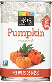 Canned Pumpkin, 13.45 oz