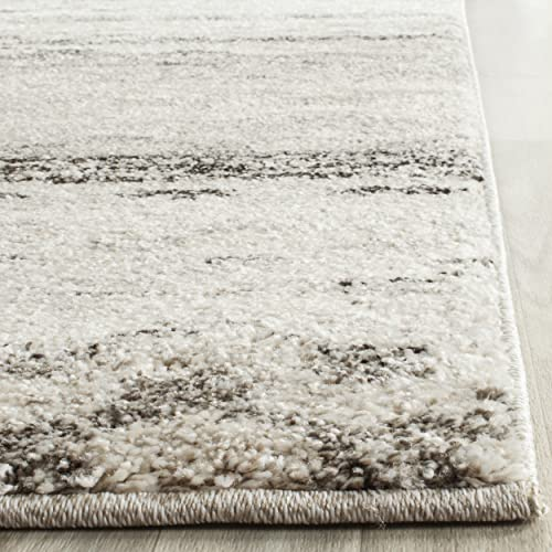 Safavieh Retro Collection RET2136-1180 Modern Abstract Cream and Grey Area Rug 3 x 5
