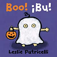 Boo! ¡Bu! Spanish Dual Language (Leslie Patricelli Board Books)