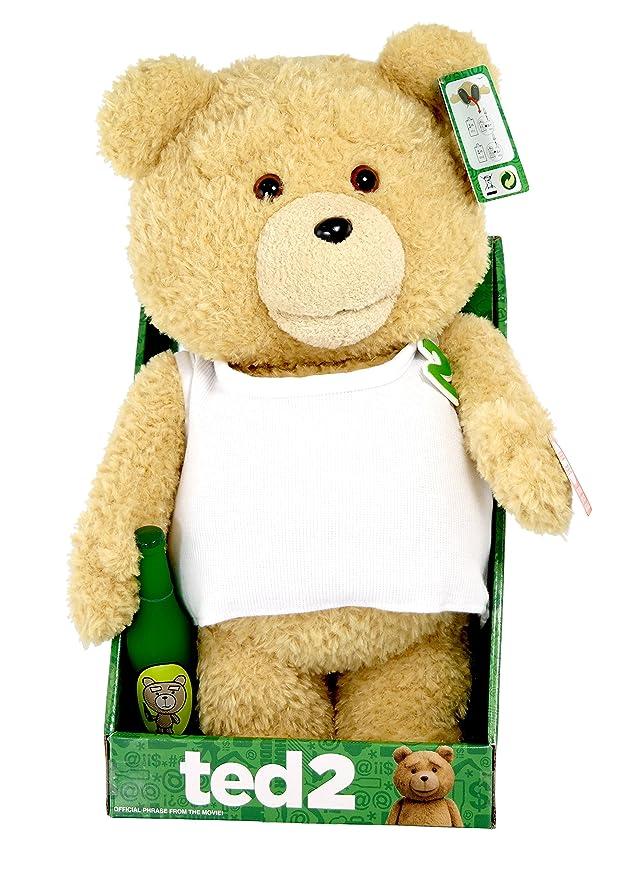 TED 2 16-Inch explícita Felpa Animado con Sonido: Amazon.es: Juguetes y juegos