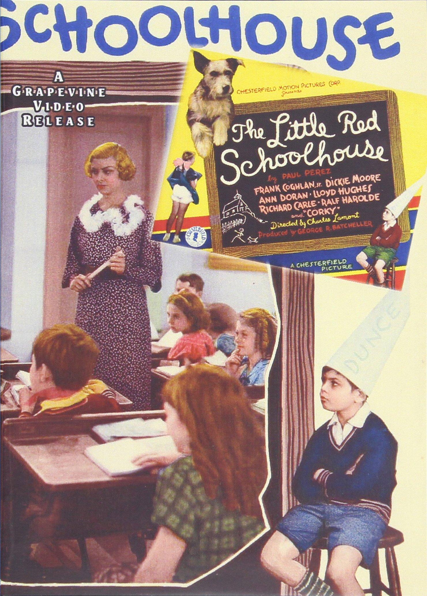 DVD : Little Red Schoolhouse 1936 (DVD)