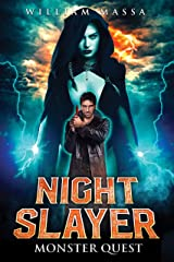 Night Slayer 2: Monster Quest Kindle Edition