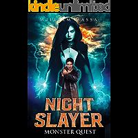 Night Slayer 2: Monster Quest