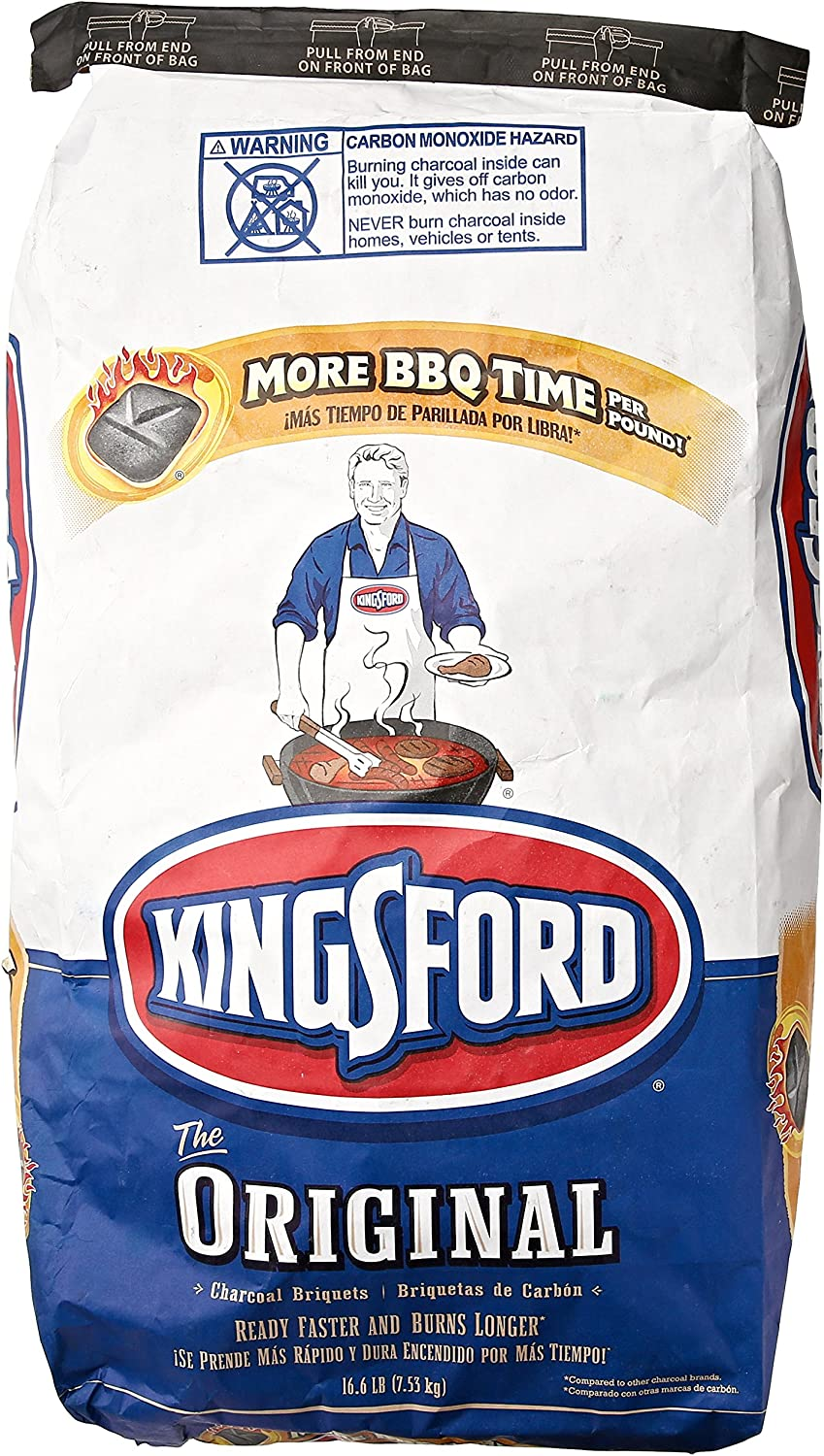 KINGSFORD PRODUCTS CO 16.60LB Kingsf Briquets