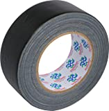 Double Bond Professional Grade Gaffers Tape 6301, Black, 2 Inch x 30 Yards, 12mil Thick (Pack of 1)
