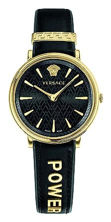 prix 100% de qualité vente la plus chaude Montre - Versace - VBP040017: Amazon.fr: Montres