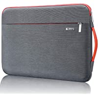 Voova Laptop Sleeve Case 14 15 15.6 Inch,Upgrade 360°Protective Computer Carrying Cover Bag Compatible with Macbook Pro…