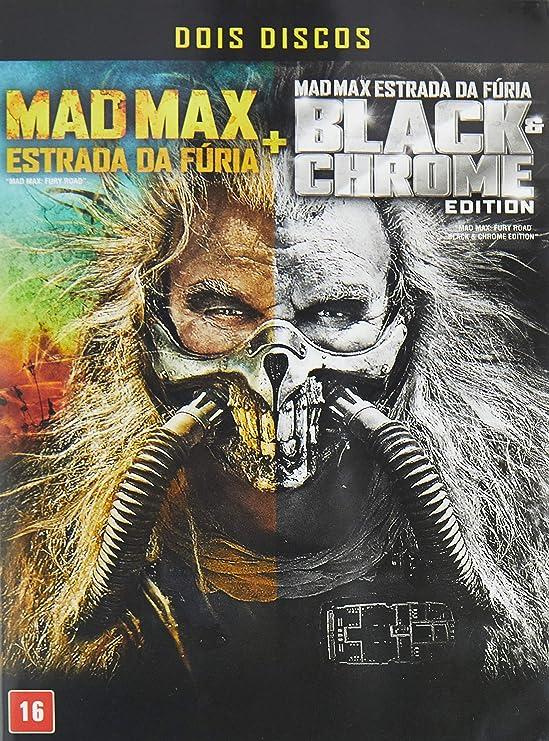 Mad Max: Estrada Da Fúria (Black Chrome) [DVD] | Amazon.com.br