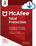 McAfee 2018 Total Protection - 3 Devices [Online Code]