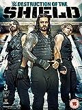 Wwe The Destruction Of The Shield 3 Disc (3 Dvd) [Edizione: Regno Unito] [Import anglais]
